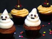 Muffins chocolate especiales para Halloween