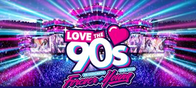 Vuelve 'Love the 90s' con Technotronic, 2 Unlimited, Twenty 4 Seven, OBK, Chimo Bayo...