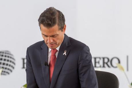 Peña Nieto es más impopular que Maduro: sólo 7% de los mexicanos confía en su gobierno: Centro Pew #Mexico
