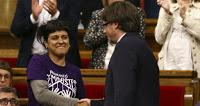 anna gabriel, carles puigdemont, cup, junts pel si, cdc, president, parlament, independencia