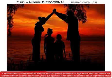 EDUCACIÓN EMOCIONAL   ¿Hablamos?   Ilustraciones para trabajar la Educación Emocional en casa o en la escuela. Ilustraciones 031