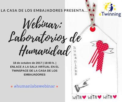 Webinar: Laboratorios de humanidad
