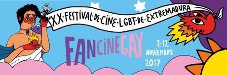 20ª edición de FanCineGay, Festival de Cine LGBT de Extremadura