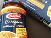 Nuevas variedades salsa Boloñesa Barilla, sabor Italia salir casa!