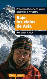 Bajo los cielos de Asia, de Iñaki Ochoa de Olza