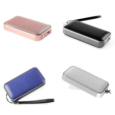 Mini altavoz Bluetooth AEC BT207 para todos los públicos