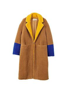 Nueva colección de abrigos de Mango