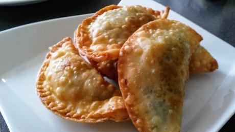 Empanadillas de espinacas
