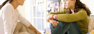 Consejos para que los padres solteros hablen con los adolescentes