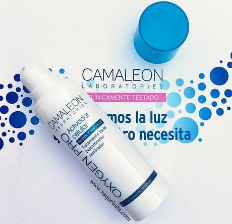 Oxigenando la Piel con Oxygen Pro de Camaleon Cosmetics