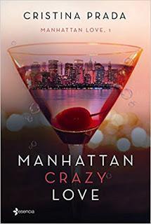 Reseña Manhattan Crazy Love de Cristina Prada