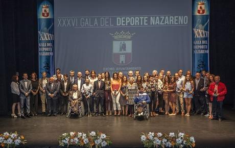 XXXVII Gala del Deporte Nazareno