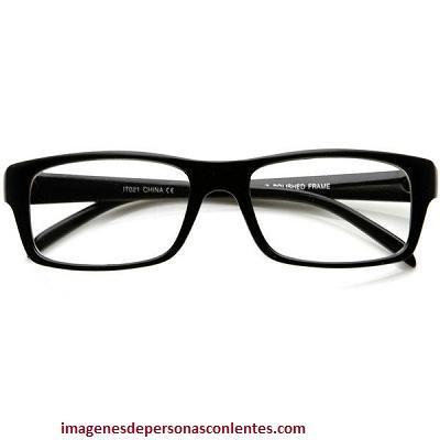 estilo de lentes de aumento para hombres cara
