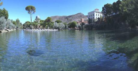Lago Termal Termas-Pallarés, Relais Termal en Zaragoza