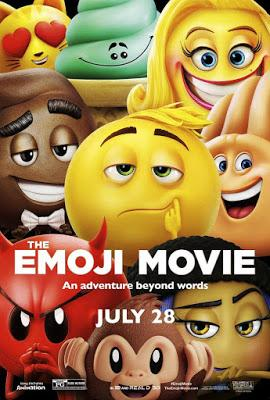 the emoji movie, película, cartelera, cine,