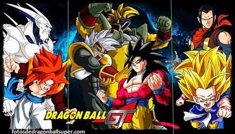 imagenes de dragon ball gt para descargar pantalla