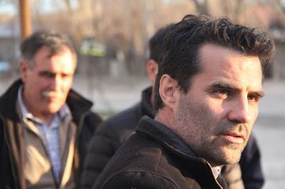 """Darío Martínez propuso a Chani Sapag y David Schlereth que """"hay puntos en los que los neuquinos no podemos estar en desacuerdo""""."""