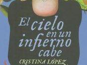 Novelas Cristina López Barrio