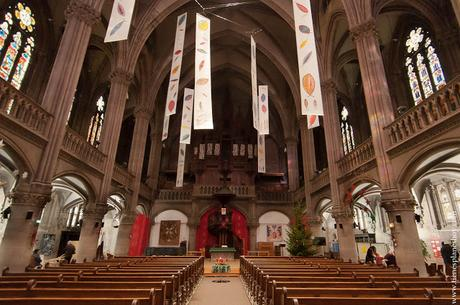 Iglesia Mulhouse Alsacia