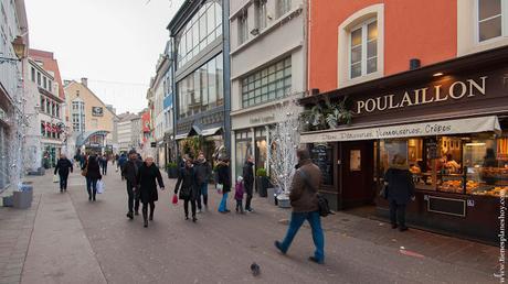 Mulhouse Alsacia Francia