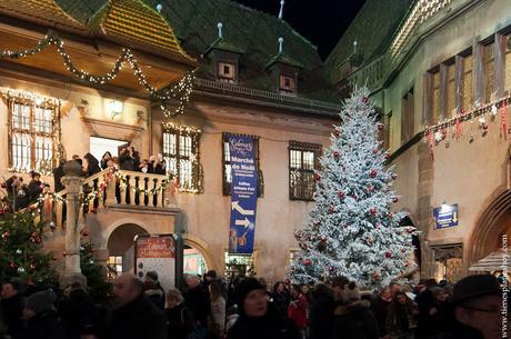 Colmar viaje Alsacia Navidad