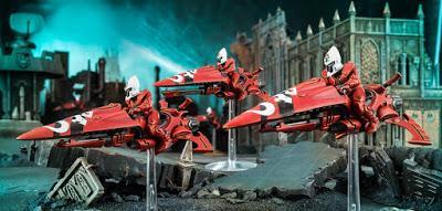 Saim-Hann y héroes de aquí y de alla en Warhammer Community