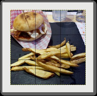 ¿Cómo crear un mosaico de fotografías en Instagram con GIMP?