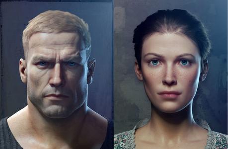 Conoce a todos los personajes de Wolfenstein II The New Colossus