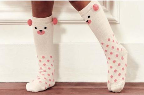 Mantén los pies calentitos en Otoño,elige los mejores calcetines