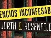 Silencios inconfesables Michael Hjorth Hans Rosenfeldt