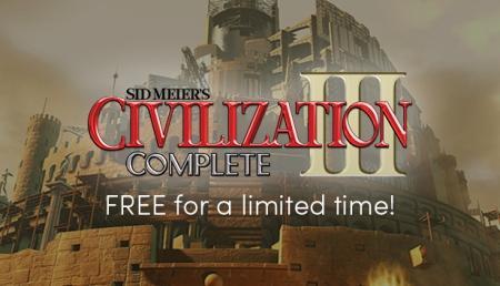 Civilization III: Complete para Steam gratuito por tiempo limitado en Humble Store