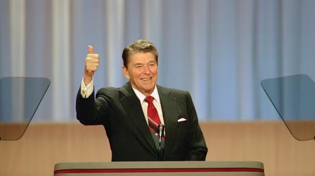 The Reagan Show, el actor que se convirtió en presidente y creó un show televisivo