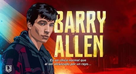 ¿Quién es Flash? Ezra Miller lo cuenta en este video – Liga de la Justicia