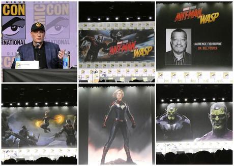 ¿Cómo vendes una idea? DC y Marvel en San Diego – Reflexión tras anuncios del Comic Con 2017