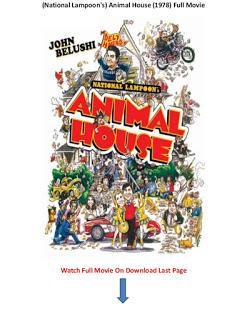 Desmadre a la americana (Animal house, John Landis, 1978. EEUU)