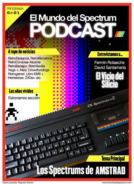 El Mundo del Spectrum Podcast 6×01