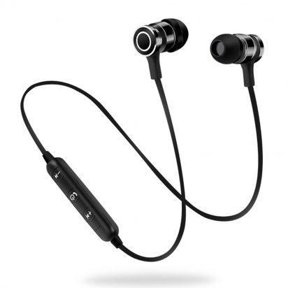 Cascos S6-6 Wireless, auriculares Bluetooth a cambio de calderilla