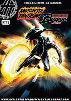 Motorista Fantasma y Kamen Black Rider nº14