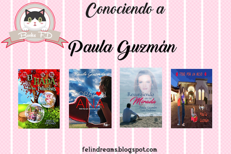 (Entrevista) L@s Ocho - Conociendo a # 8 - Paula Guzmán