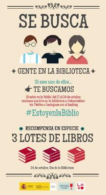 Se acerca el Día de la Biblioteca