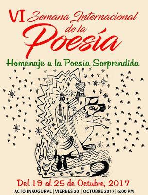 En la VI Semana Internacional de la poesía de República Dominicana