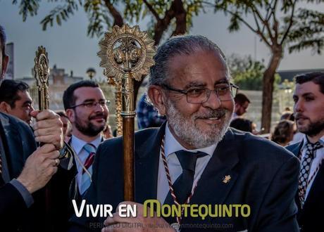 Nuevo capataz para la Agrupación Parroquial Humildad y Pilar