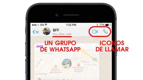 Las llamadas grupales son la próxima gran novedad de WhatsApp