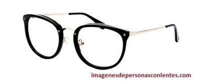 lentes oftalmicos de moda para mujer redondos