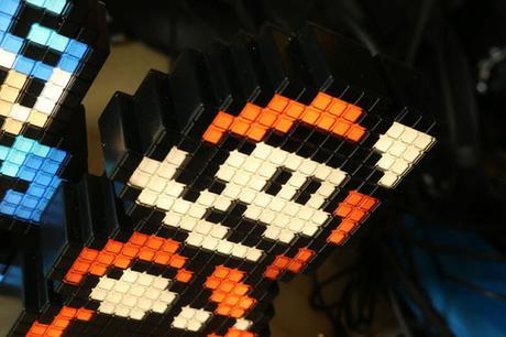 Ahora iluminar tu cuarto con 8Bit es posible gracias a Pixel Pal