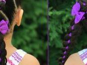 Peinados Para Niñas Informales Como Hacerlos Paso