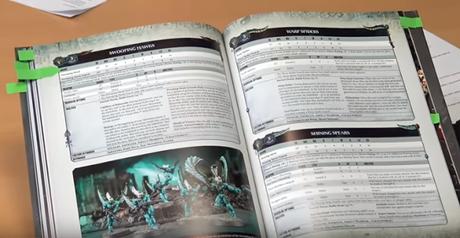 Video-reseña del Codex Mundos Astronave 8ª desde BoW