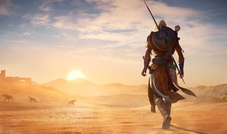REPORTAJE: Vive la historia del Antiguo Egipto con Assassin's Creed: Origins