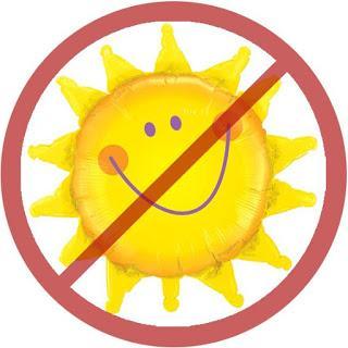 No Exponer al Sol a los Recién Nacidos