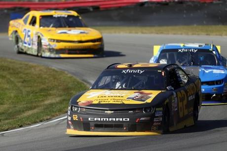 Automovilismo NASCAR – XFINITY Series: Kansas en Vivo – Sábado 21 de Octubre del 2017